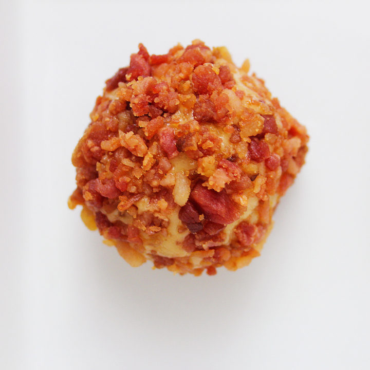 Easy Maple Bacon Keto Truffles Recipe