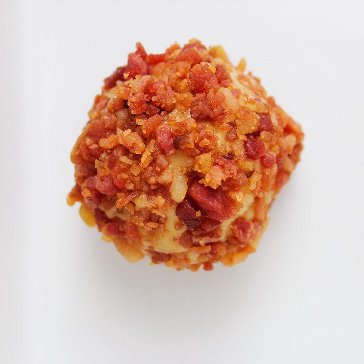 Maple Bacon Keto Truffles Recipe