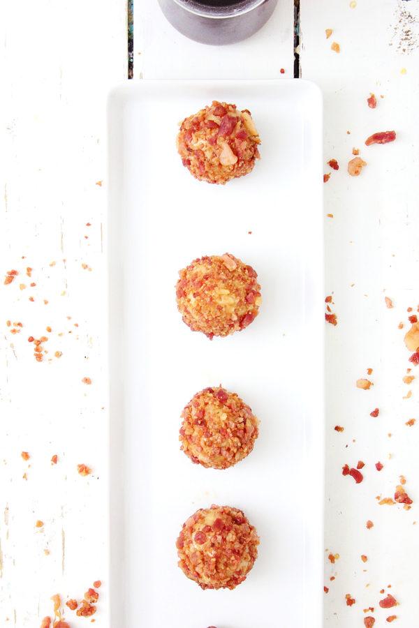 Easy Maple Bacon Keto Truffles Recipe