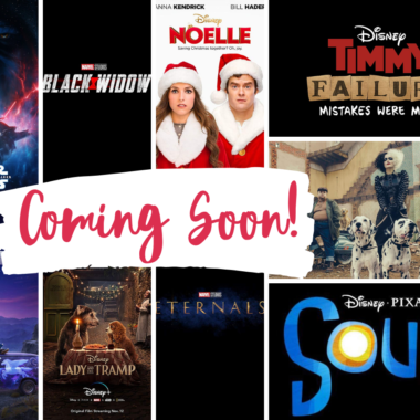 New Disney, Star Wars, Marvel, Pixar Movies Coming in 2019 to 2022!