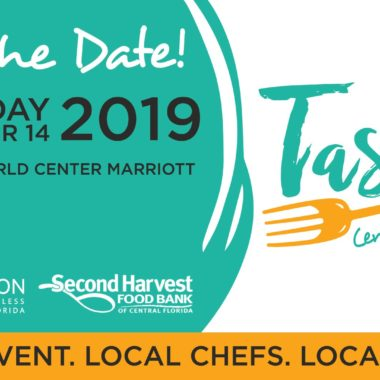 Taste! Central Florida: Eating & Giving Back – GRAB YOUR TICKETS!
