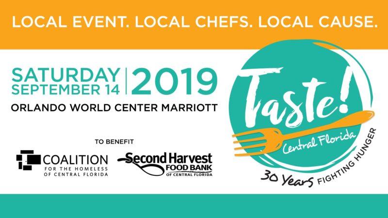 Taste! Central Florida 2019