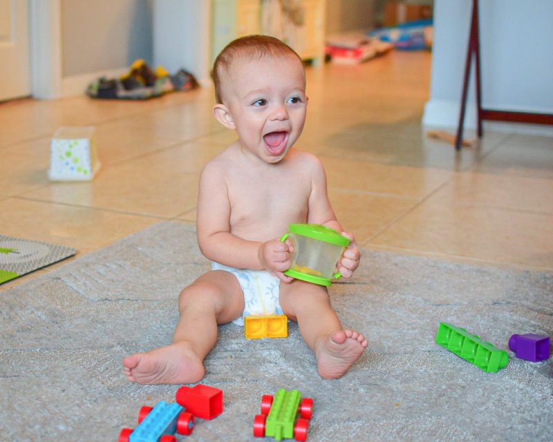 Toddler Routine for a happy toddler