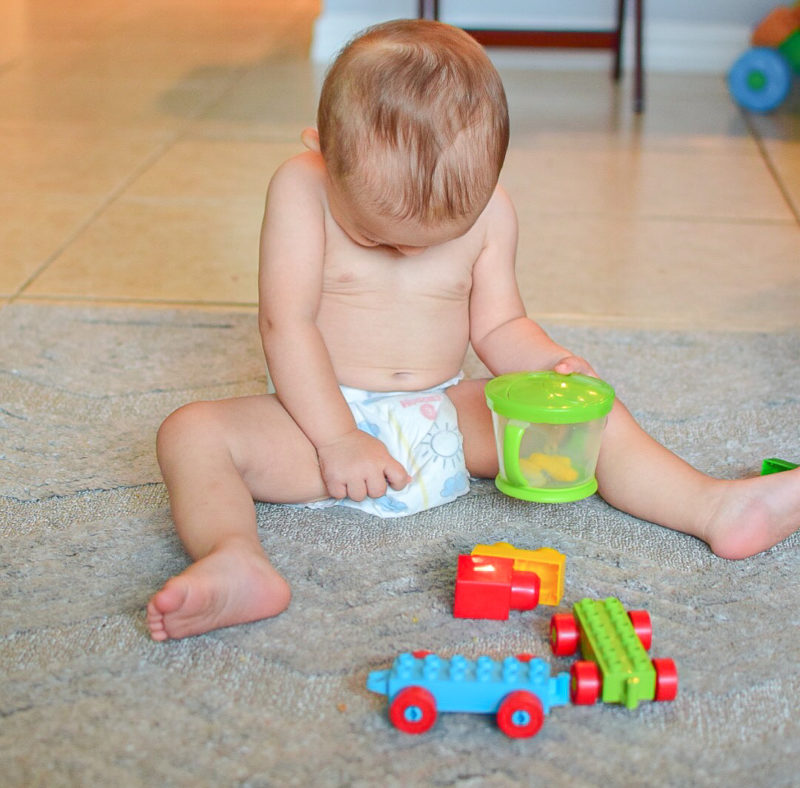 Why is my toddler unhappy?