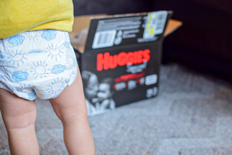 Toddler Diaper Troubles