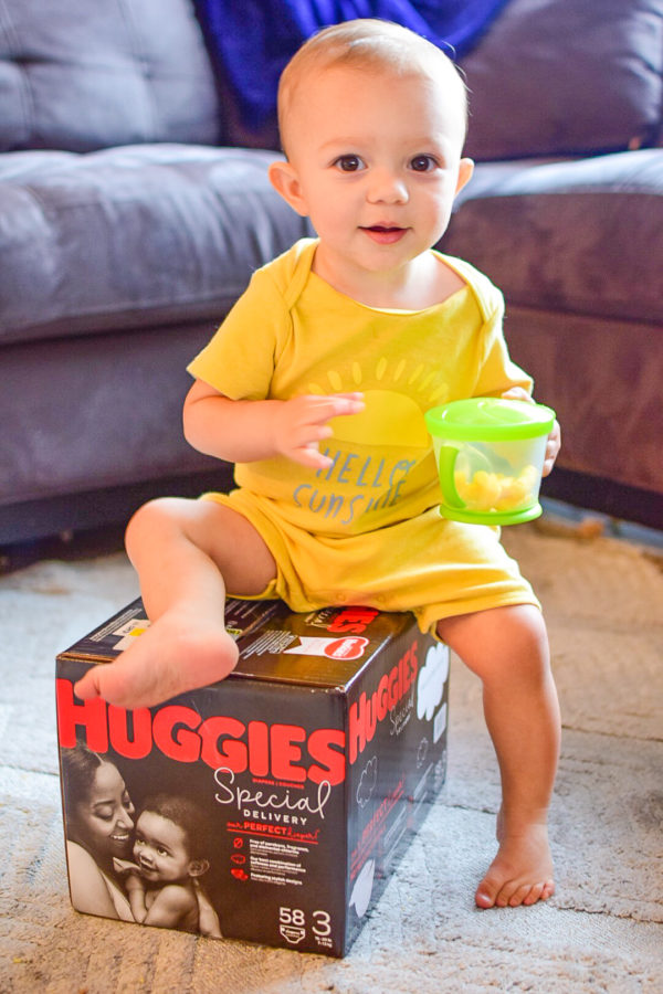 Huggies Special Delivery Diapers Review
