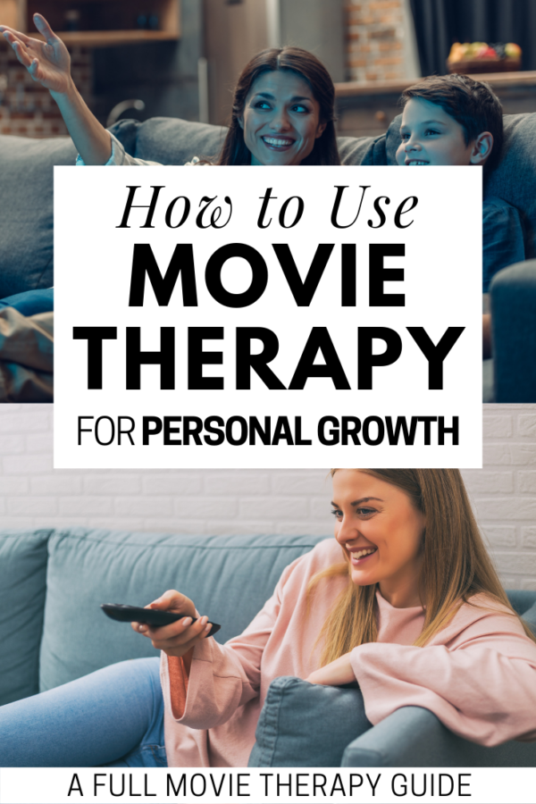 Did you know that movie therapy can help you with personal growth? In this guide I'll explain how to choose the best movies to help with mental and emotional issues.