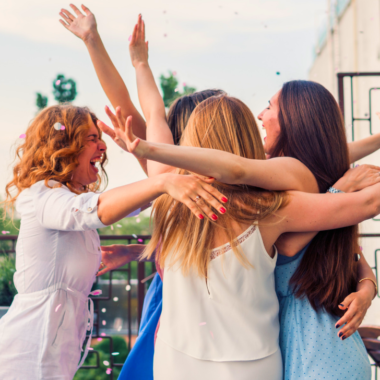 Knowing how to empower other women is a great skill to have when making friends. In fact, it will help you in building a strong team of women who support and encourage you.