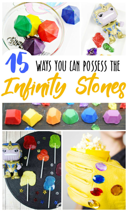 Do you want to be more powerful than Thanos? With these infinity stones crafts, you can possess all of the infinity stones! Let's just hope you use them for good.