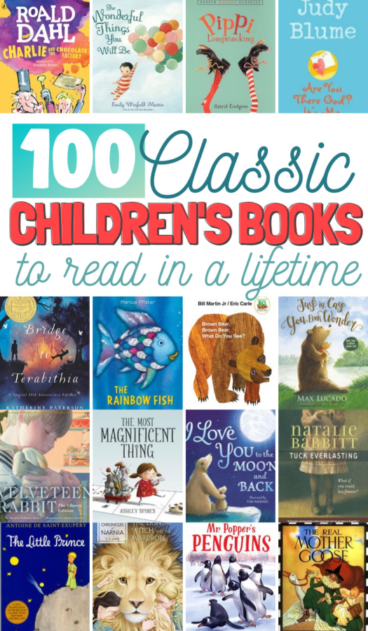 Must-Read Classic Books for Kids List