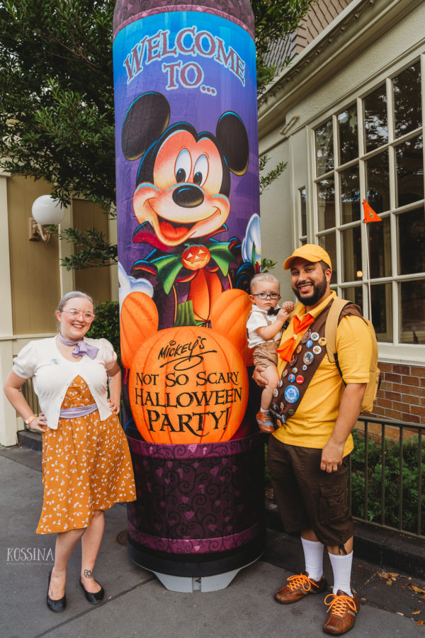 Pixar Family Costumes DIY
