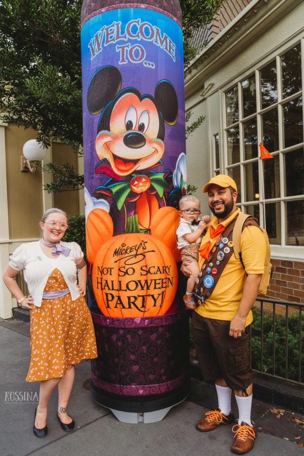 Pixar Family Costumes DIY