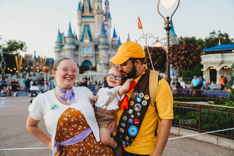 Family Disney Group Costume