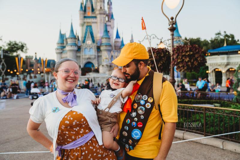 Family Disney Group Costume