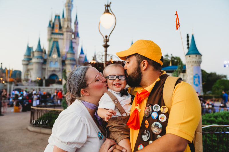 Disney Family Costumes DIY