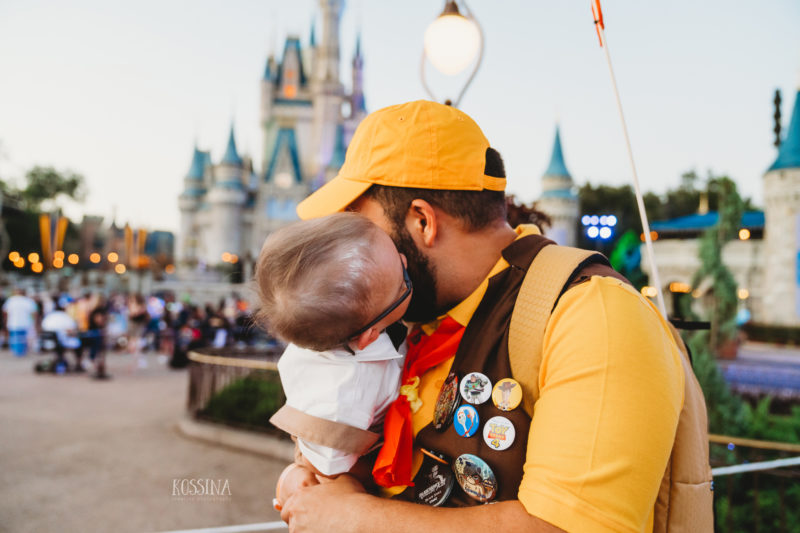 DIY Up Russell Costume