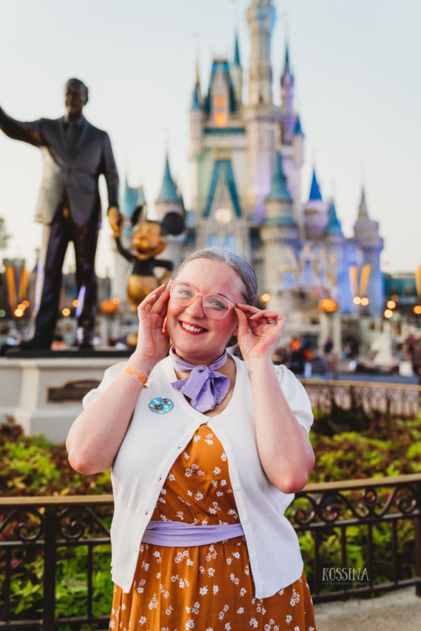 Ellie Costume Disney's Up