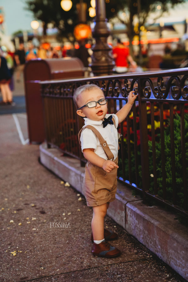 Up Carl Costume Disney