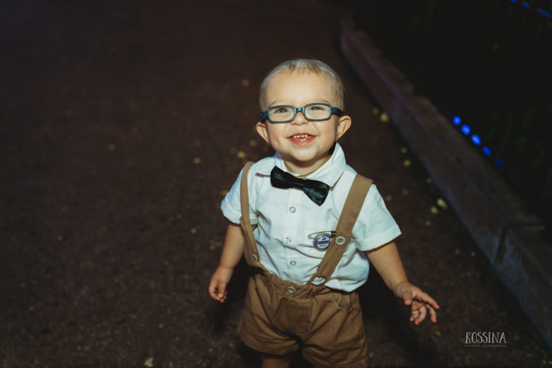 Baby Up Carl Costume