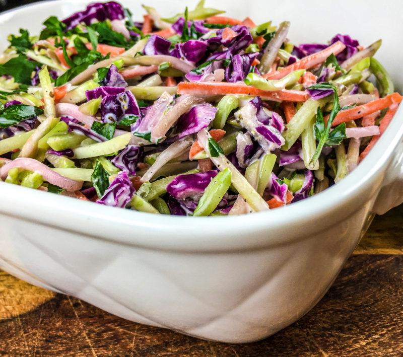Best Broccoli Slaw for Keto Diet