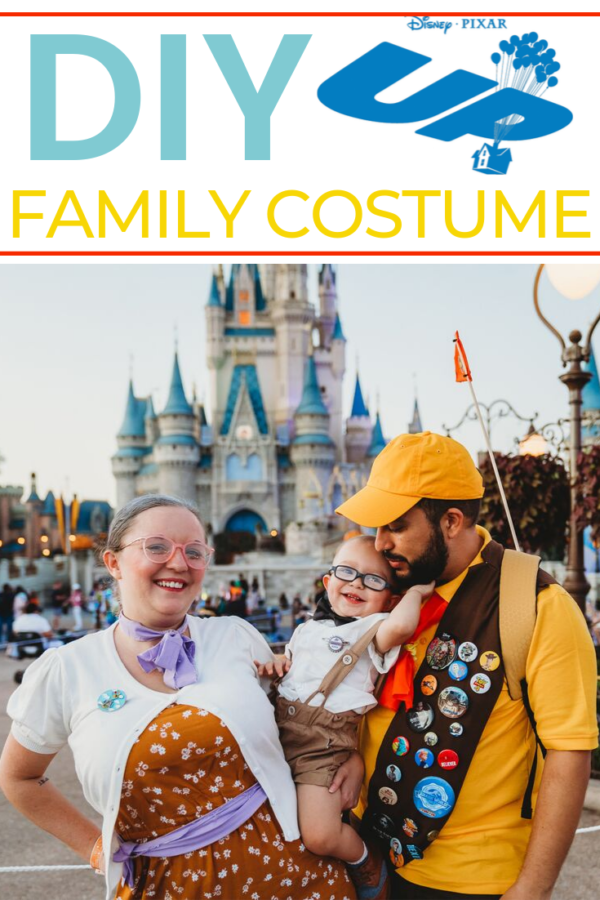 How to make up family costumes