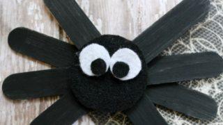 Craft Stick Spider Craft