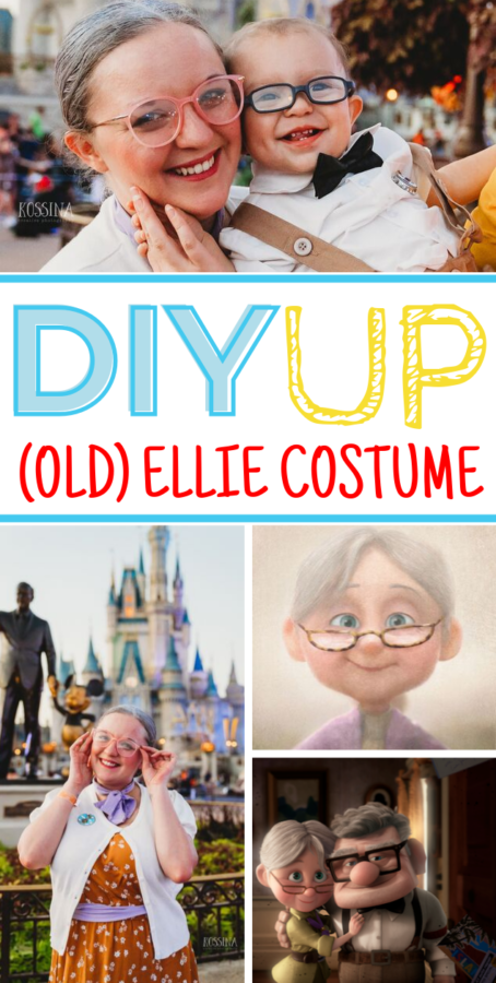 Ellie Up Costume DIY