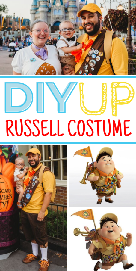 Russell Up Costume DIY