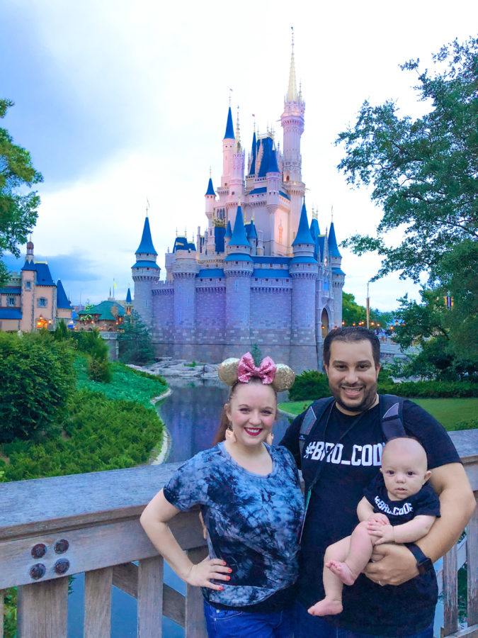 Tips for Disney with baby