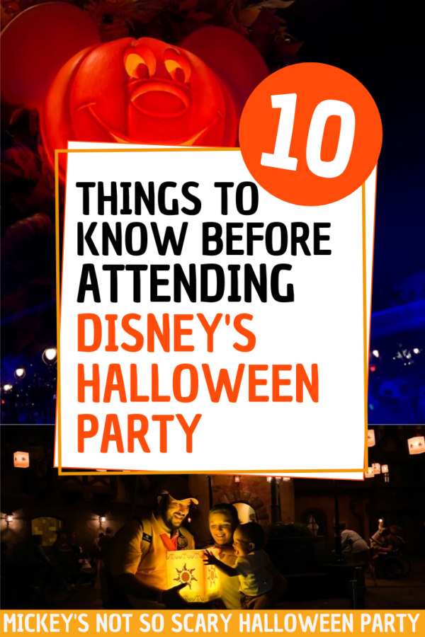 Disney's Halloween Party 2019