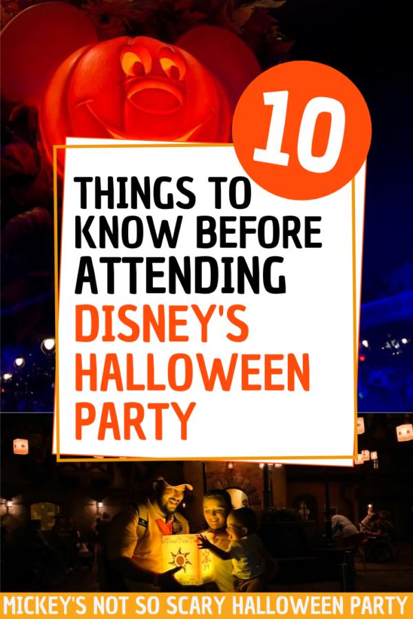 Disney's Halloween Party 2019
