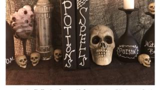 DIY Dollar Store Spell Book