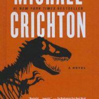 16. Jurassic Park by: Michael Crichton
