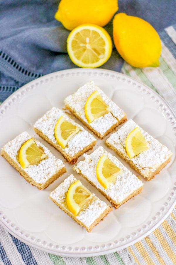 keto lemon bars easy recipe