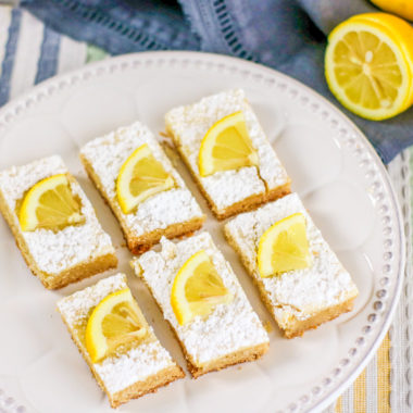Keto Lemon Bars Recipe: Sweet, Tart, and Low Carb
