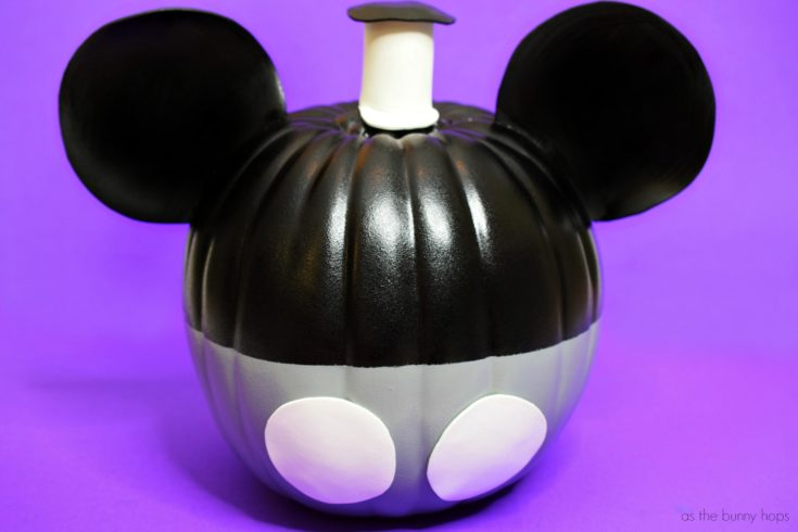 Steamboat Willie Pumpkin