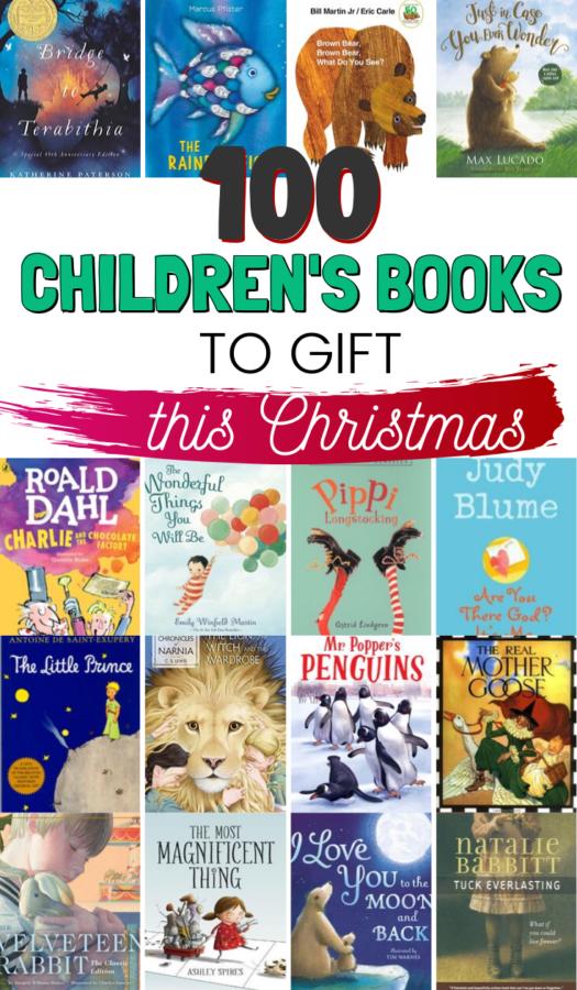 List of Children's Books To Read