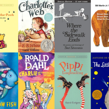 Great classic books to buy for kids