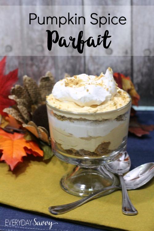Pumpkin Parfait Recipe