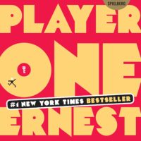 13. Ready Player One by: Ernest Cline