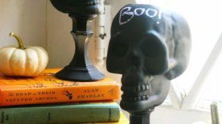 Makeover Dollar Tree Skulls Three Ways