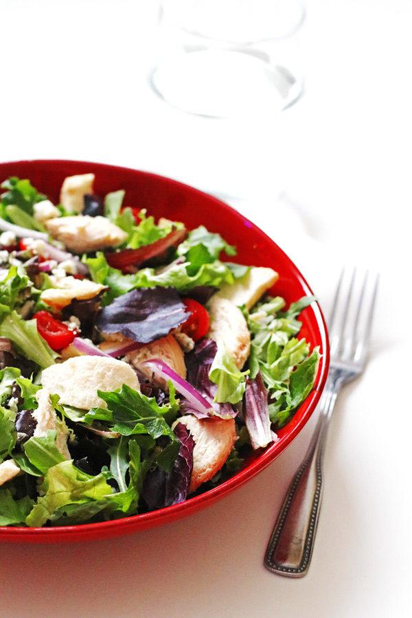 Copycat Panera Bread Fuji Apple Salad Recipe