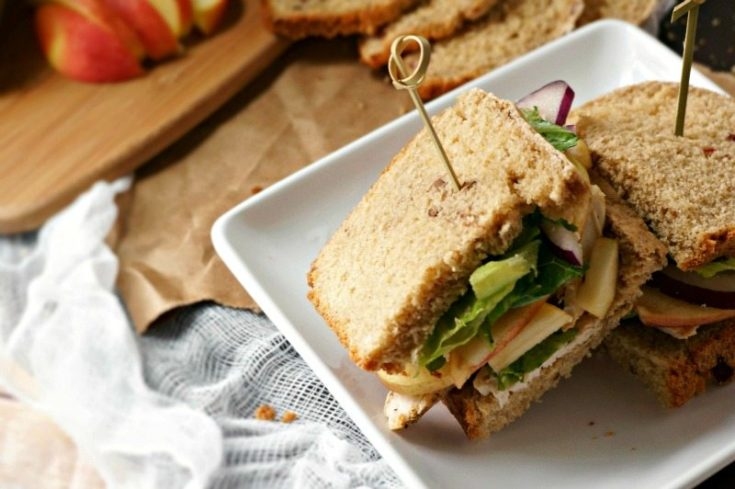 15. The BEST Turkey Sandwich
