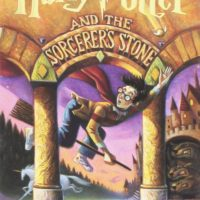 24. Harry Potter and the Sorcerer's Stone by: J.K. Rowling