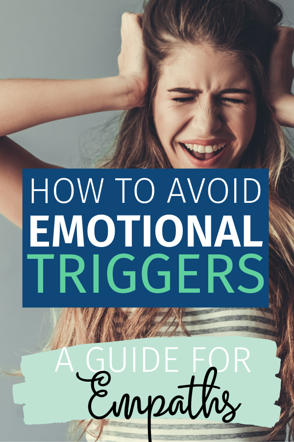 These empath triggers can cause a highly sensitive person, or empathetic person, to feel an emotional overload leading to anxiety, depression, and emotional exhaustion.