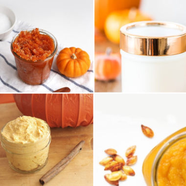 DIY Pumpkin Spa Night Ideas