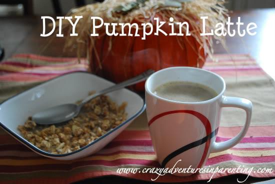 DIY Sugar-Free Pumpkin Latte with Truvia