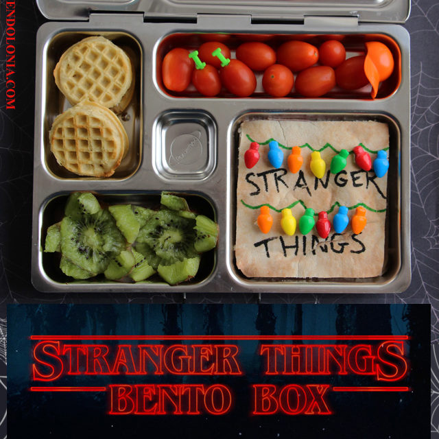 Stranger Things Bento Box