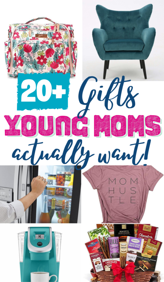 Are you looking for gifts for young moms? These are my top picks for young moms in their 20s. These gift ideas are thoughtful and carefully selected for her!