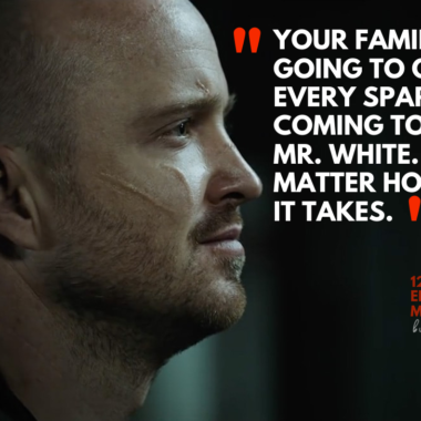 Breaking Bad: El Camino Movie Quotes + Fan Review (SPOILERS)